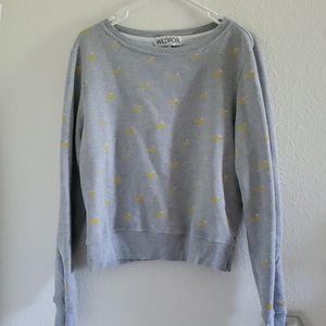 Wildfox Baggy Beach Jumper Whale Sweatshirt 🐋
